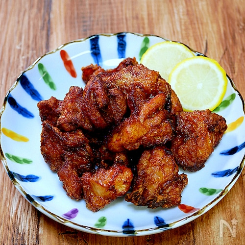 ご飯にあう「鶏の唐揚げ」