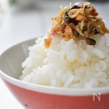 【ご飯のお供!】自家製・甘味噌ちりめん山椒