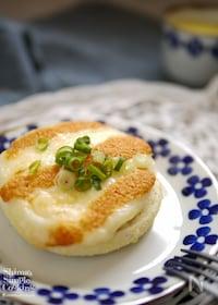 『旨味&とろ〜りチーズめんたいカマンベールトースト』