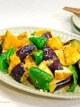 パパッと♪【簡単】野菜たっぷり♪厚揚げのネギみそ炒め