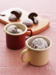 スノーボールゴマココアクッキー
