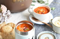 ごちそうスープがワンタッチで完成。忙しい朝も疲れた夜もラクちんご飯