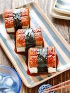 うな次郎と豆腐の磯辺蒸し【#節約 #レンジ #ヘルシー】