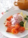 オニオンスライス塩レモンマリネ