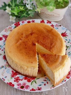 至福のくちどけチーズケーキ