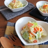 デパ地下風♪フレッシュ野菜のポテトサラダ