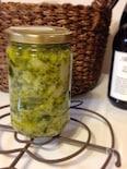 ブロッコリーとカブのオイル煮