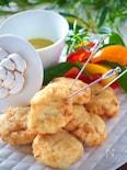 豆腐とひき肉同量*ヘルシー豆腐のチキンナゲット【作り置き】