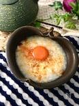『朝食に♡』ピリ辛★中華たまご粥