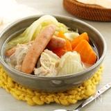 鶏肉とトロトロ野菜の和風ポトフ