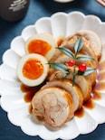 タコ糸不要の鶏チャーシュー【#作り置き#おせち#煮るだけ】