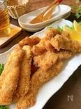 ハーブソルトで味付け簡単☆ザクザク食感☆鶏むね肉のから揚げ