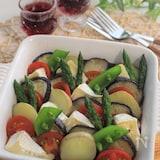 春野菜たっぷりのミートグラタン