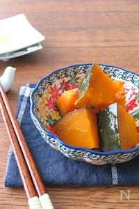 簡単☆メープルで自然な甘み☆かぼちゃ煮