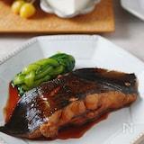 【定番の和食】ご飯が進むしっかり甘辛。子持ちカレイの煮付け