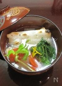『✿わが家のお雑煮(関東風)✿』