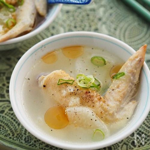 炊飯器で炊くだけ。鶏肉ほろほろ簡単参鶏湯(サムゲタン)