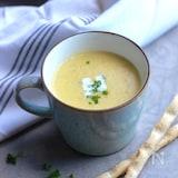 コーンクリームスープ。