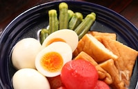 お魚厚揚げとトマトの夏おでん【#作り置き #簡単 #時短】