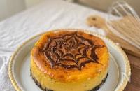 【ハロウィンにも!】かぼちゃのチーズケーキ