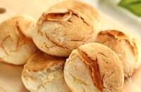 パリもち♡油不使用!ヨーグルトの米粉パン【トースターで即席】