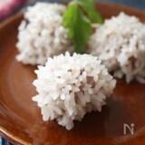 もちっともち米しゅうまい。