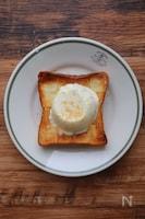 トーストマニアの簡単アレンジ!「牛乳プリントースト」