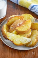 【シンプルおいしい】塩ポテト