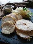 焼肉のたれで簡単レンチンはやうま〜鶏むね肉のチャーシャー