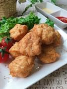 簡単✧豆腐チキンナゲット
