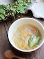 つるんと食べれる 優しい味の具だくさんスープ