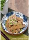 めんつゆで簡単!豚肉と大根の炒め煮