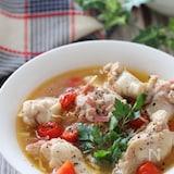 スープも一緒にどうぞ♡手羽元とミニトマトのベーコンコンソメ煮