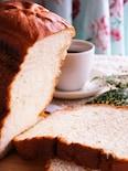 HBに材料を入れるだけ♡チーズ香るクリームチーズ食パン
