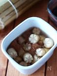 【箸休め・お弁当・作り置きに】梅干しとごぼうの含め煮