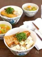 【サク飯】5分!コストコ燻製ハラスで鮭チー丼