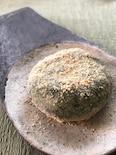 お餅で簡単 よもぎ餅