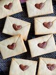 ガーナで工作♡可愛いラブレタークッキー!【型不要・HM使用】