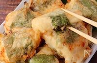 天ぷら粉不要でサクサク♡しっとり柔らかしそ鶏天