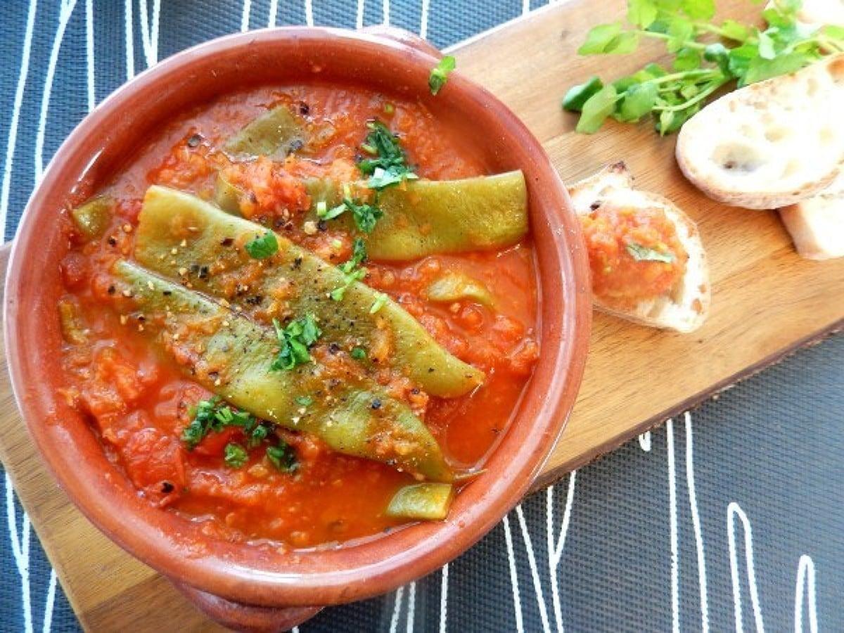 レシピ モロッコ インゲン