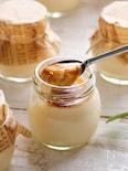 卵と牛乳のコクうまプリン