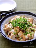肉豆腐炒め