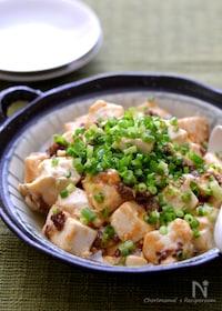 『肉豆腐炒め』