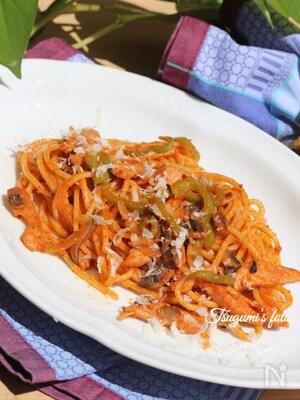 イタリア人にも好まれる!洋食屋さんを超える絶品ナポリタン