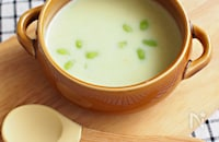 枝豆のポタージュ -離乳食後期から-