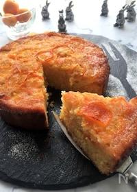 『きんかんで作るイタリアンなオレンジケーキ』