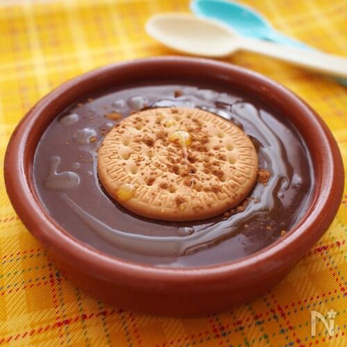 ナティージャ(チョコカスタードのデザート)