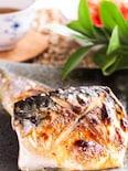 身はふっくら♪皮はパリッと美味しい♡鯖の絶品塩焼き