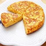 トルティージャ(スペイン風厚焼きオムレツ)