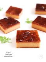 癖になる!大人のための塩カラメルベイクドチーズケーキ